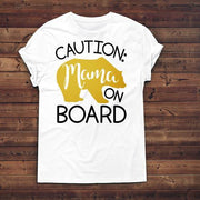Caution: Mama Bear on Board