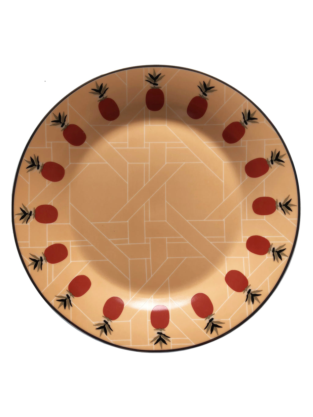 Solihiya Pineapple Dinner Plates