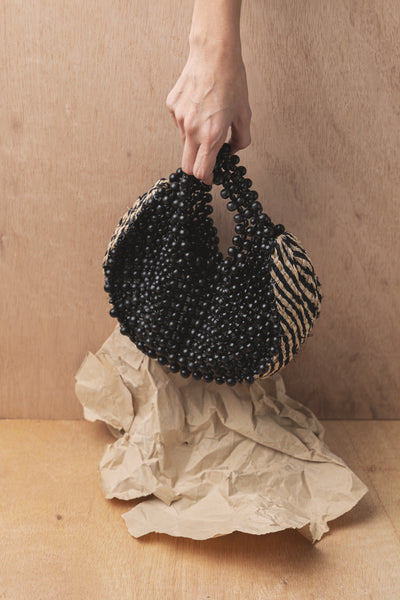 Lagrima Black Mini bag
