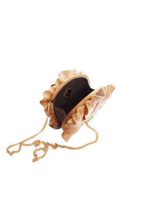 Gumamela Clutch Natural