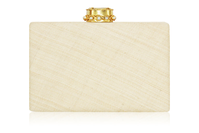 Laura Clutch with Chain