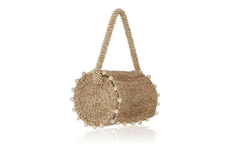 Liz Barrel Handbag