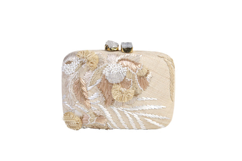 Martina Clutch Cream