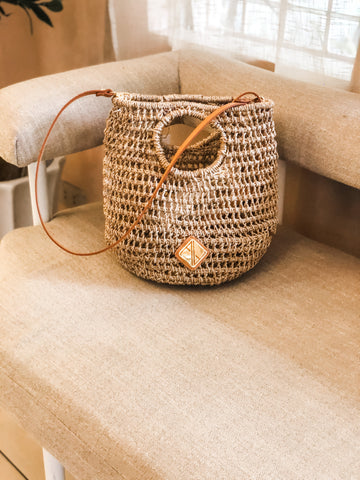 Lisa Hobo (Natural/Tan) PREORDER