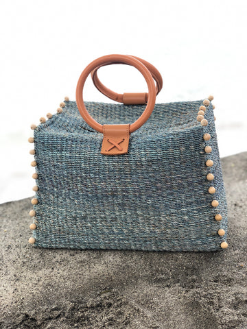 Perry Tote Light Blue