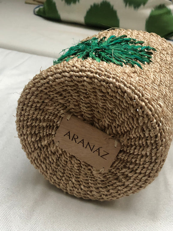 Anahaw Abaca Planter without Plant