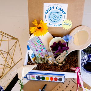 Week Long Fairy Camp at Home Boxes