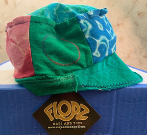 Custom Made Flopz T-shirt hats