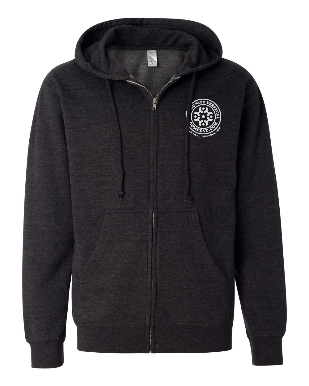 Classic ComFest Full-Zip Sweatshirt - Pre-sale only!