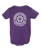 Load image into Gallery viewer, Classic ComFest Onesie - Pre-sale only!