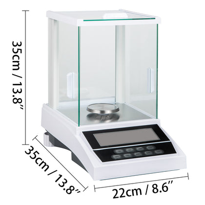 Equipment Balance Analytique 200g X 0.1 Mg Balances Analytiques De Laboratoire
