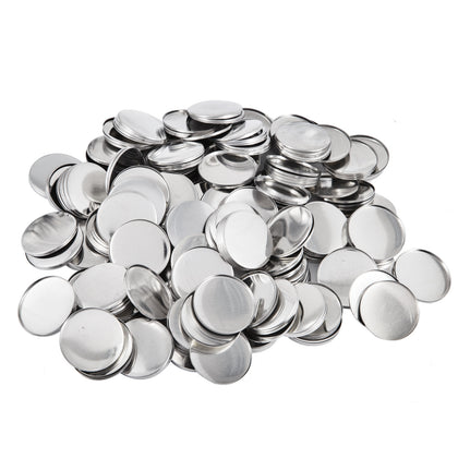 Bouton 1000pcs 58mm Machine Fabriquer Badges Top/bottom Pvc Mylar