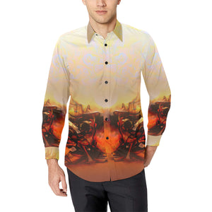 "Chemise manches longues ""Vayansitude"""