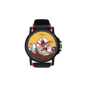 "Montre silicone ""Maya"""
