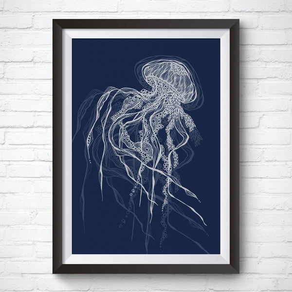 A3 Art Print – Luminous by Peisy Ting