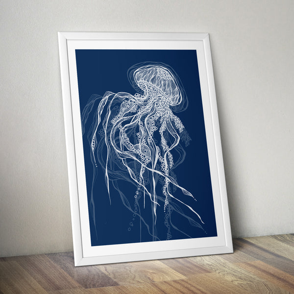 A2 size Art Print – Luminous by Peisy Ting
