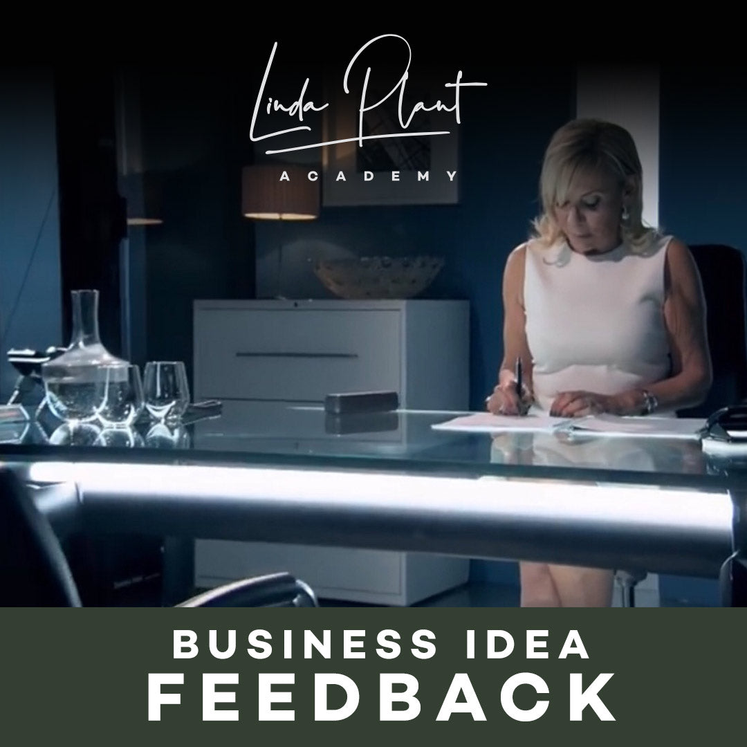 Linda Plant's Business Idea Feedback
