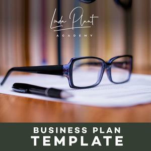 Linda's Business Plan Template Pack