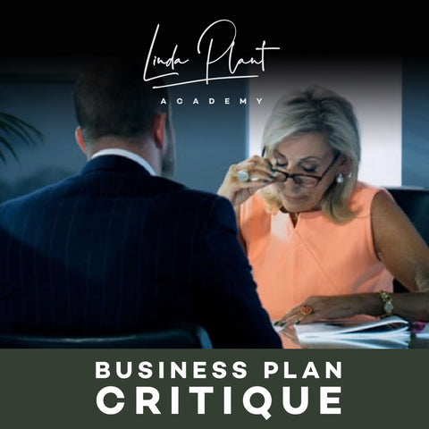 Linda Plant's Business Plan Critique