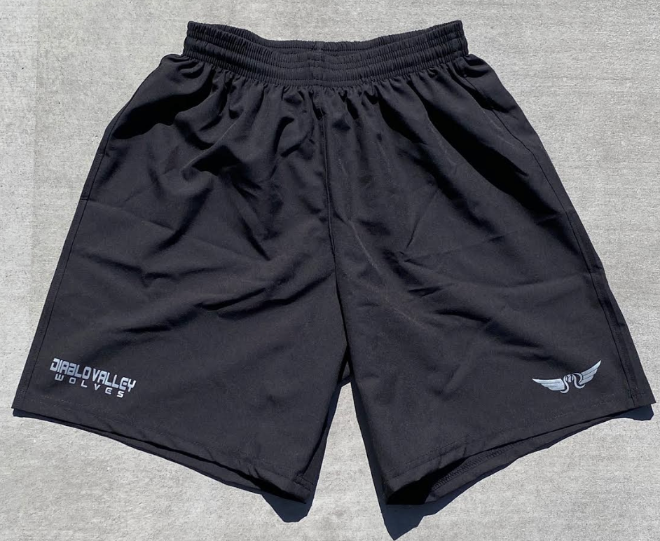 Boys Shorts, Pro Black