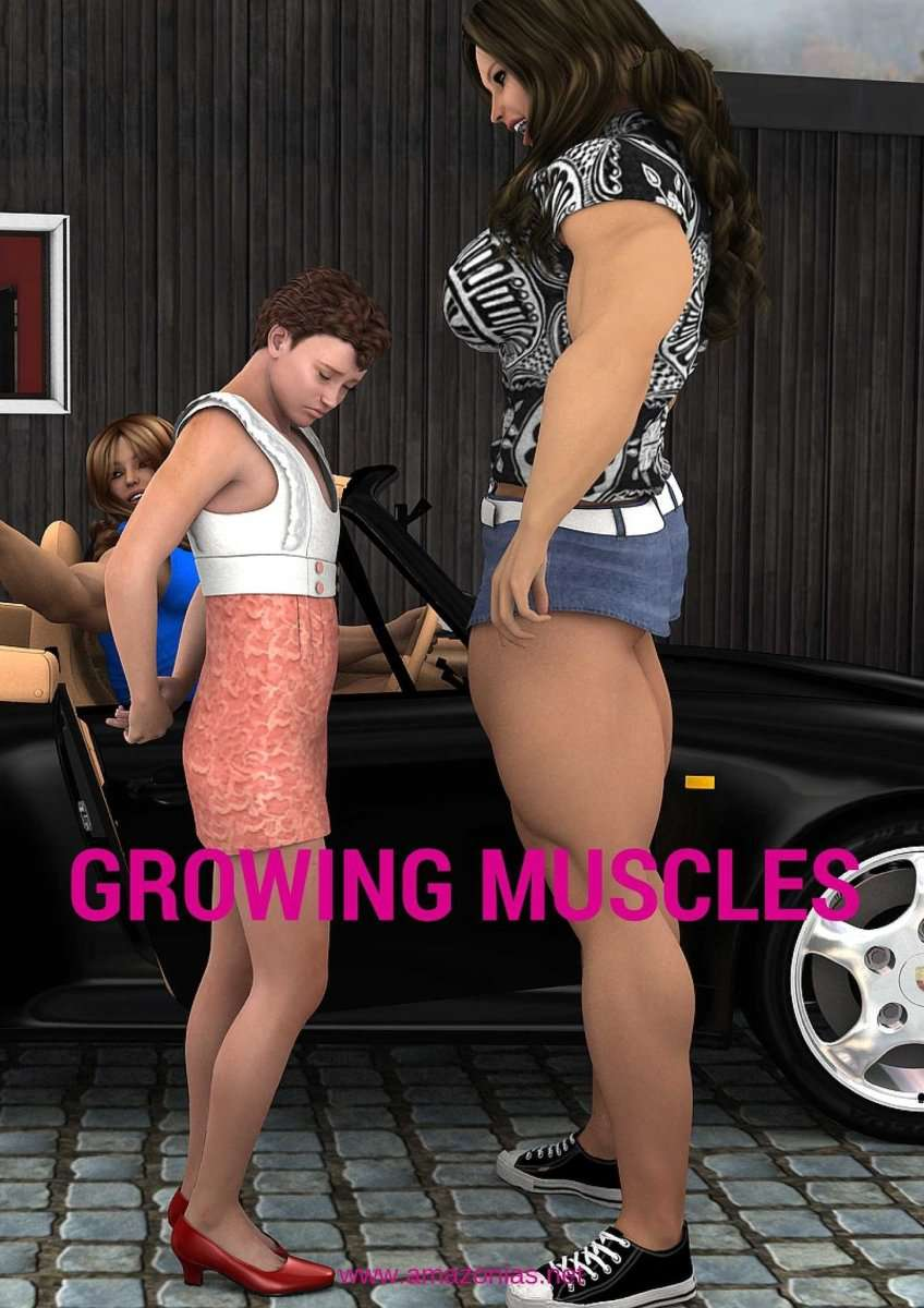Growing Muscles | Amazonias