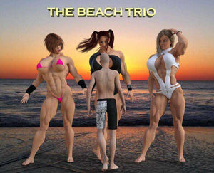 The Beach Trio - KOSTENLOS - Bodybuilderin