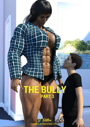 The Bully - parte 3 - bodybuilder femminile