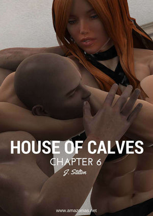 House of Calves - chapter 6 - female bodybuilder
