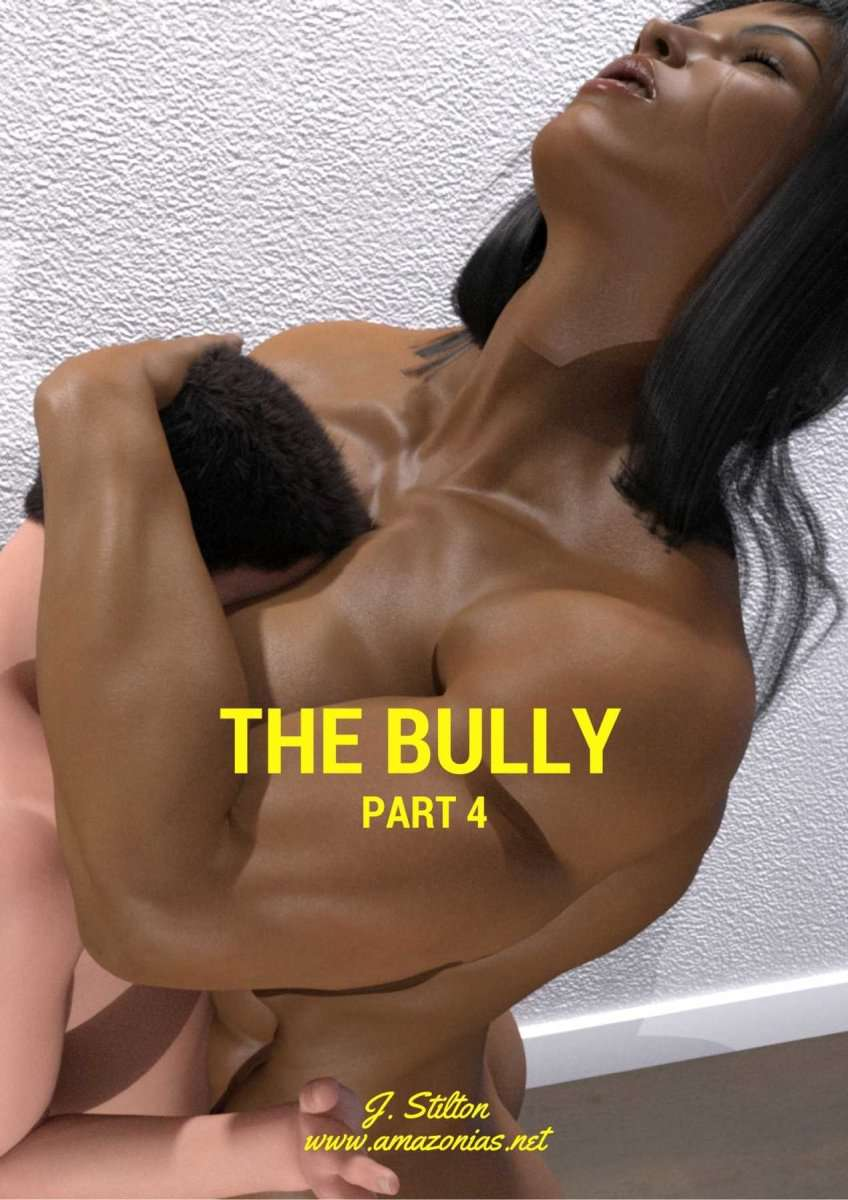 The Bully - part 4 - female bodybuilder