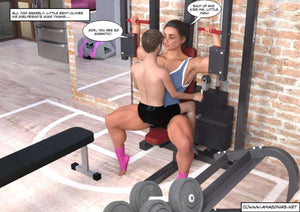 Twice your size - part 4-female bodybuilder - musclegirl -Amazonias