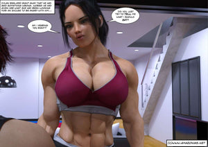 The Bully - parte 2 - bodybuilder femminile