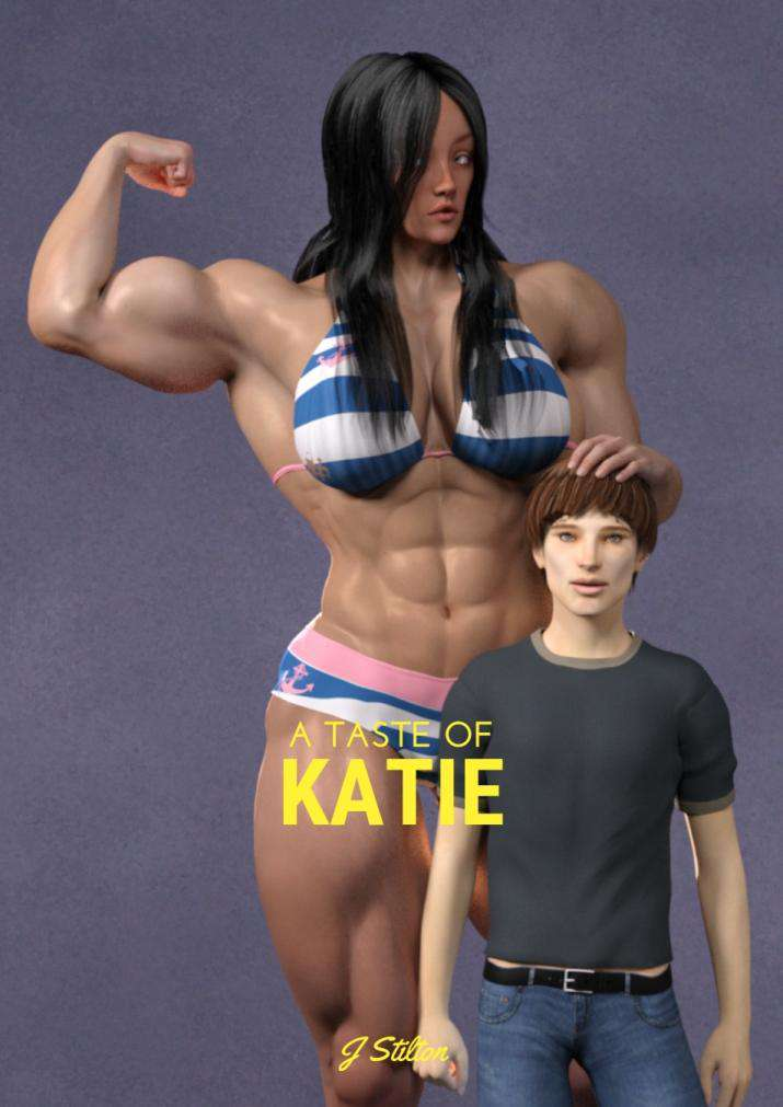 A Taste of Katie - FREE - female bodybuilder