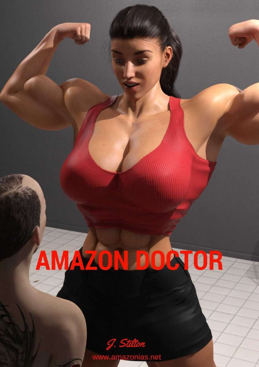 Amazon Doctor - female bodybuilder