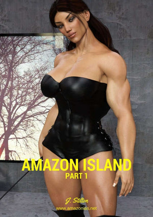 Amazon Island - part 1 - female bodybuilder