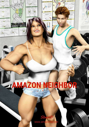 Amazon Neighbor - female bodybuilder