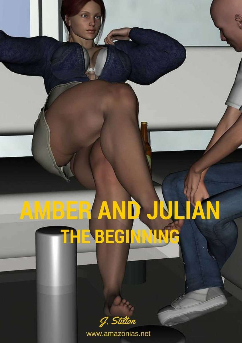 Amber and Julian: the beginning - Free - female bodybuilder