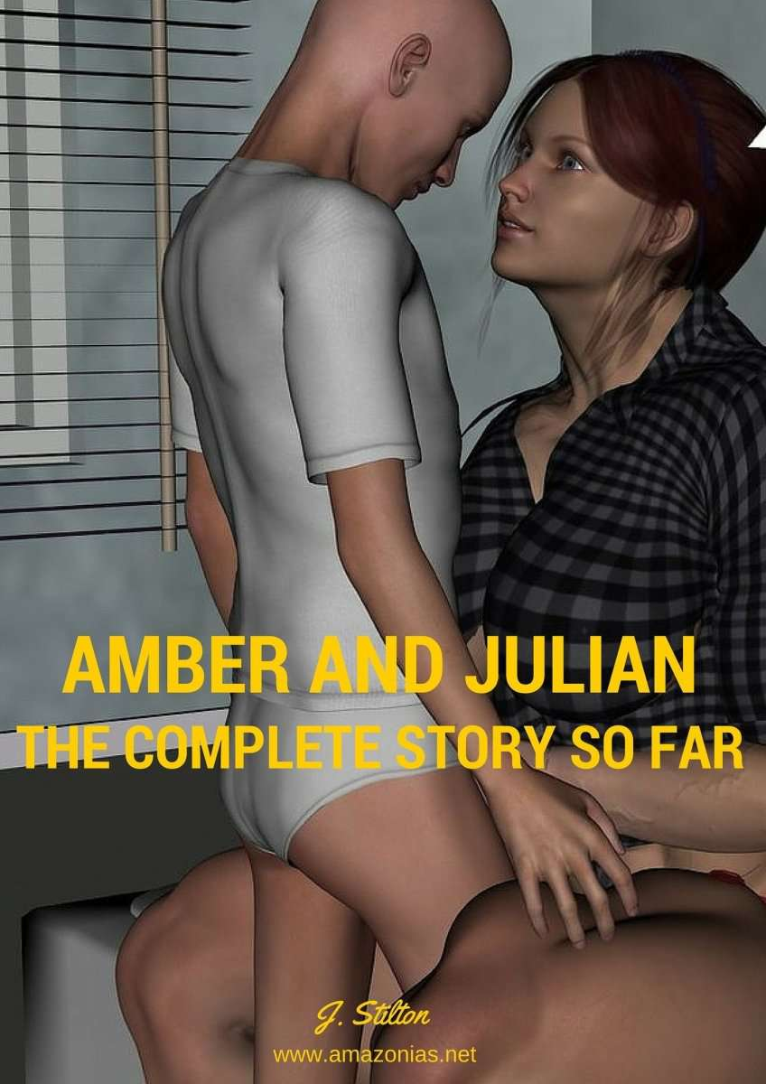 Amber & Julian: the COMPLETE story (so far) - female bodybuilder