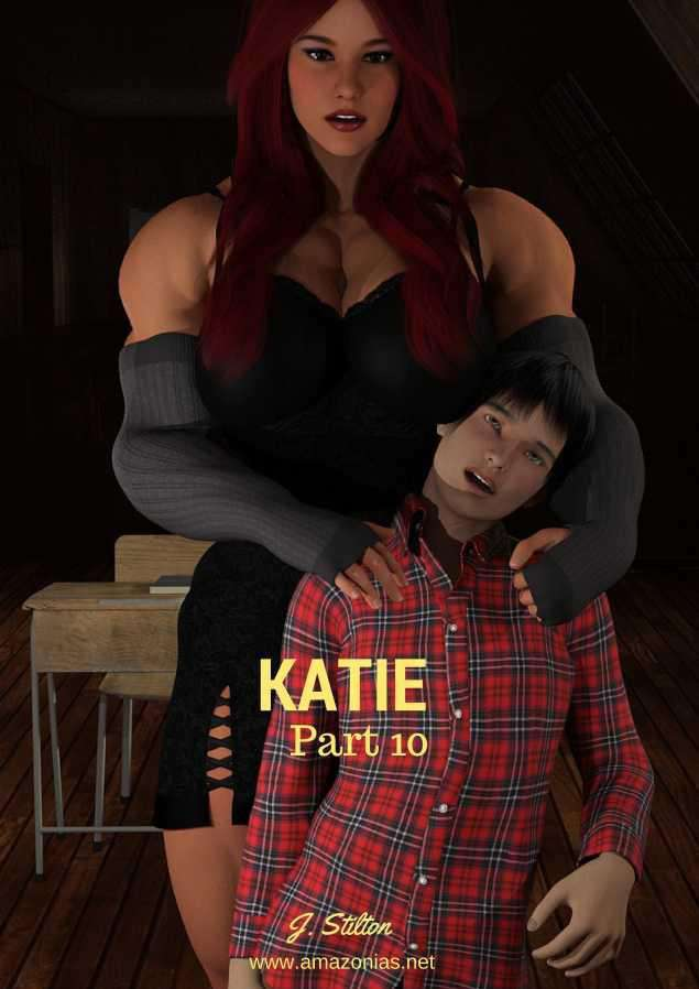 Katie - part 10 - female bodybuilder
