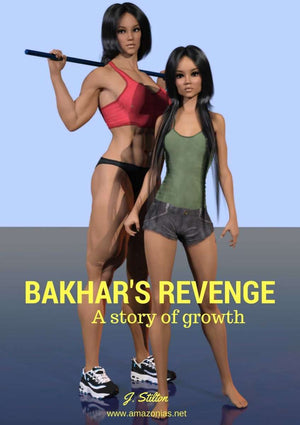 Bakhar's revenge: a story of growth - female bodybuilder
