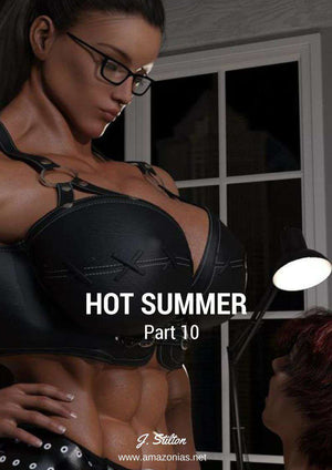 Hot Summer, chapter 10 - female bodybuilder