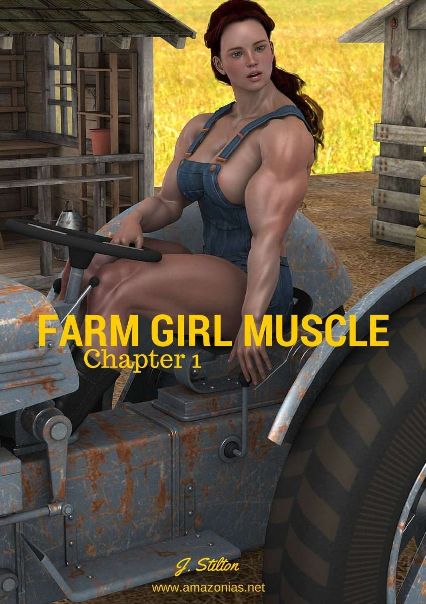 Farm Girl Muscle - chapter 1 - female bodybuilder