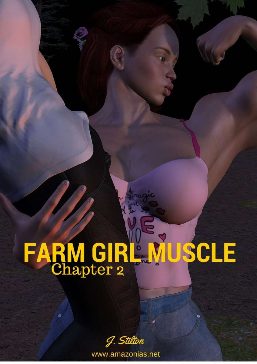 Farm Girl Muscle - chapter 2 - female bodybuilder