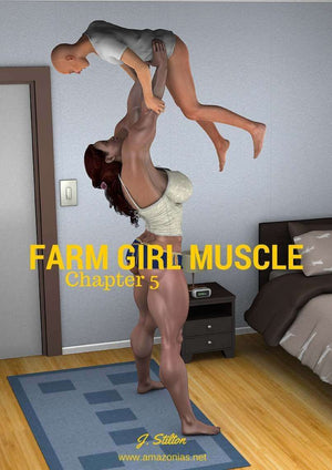 Farm Girl Muscle - Kapitel 5 - Bodybuilderin