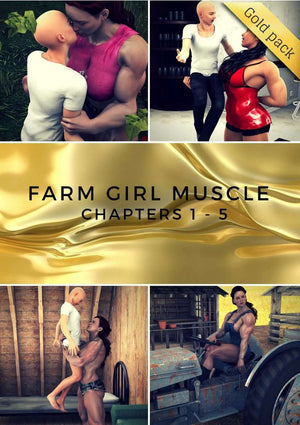 Farm Girl Muscle COMPLETE - Bodybuilderin