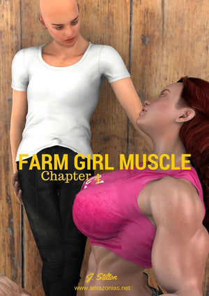 Farm Girl Muscle COMPLETE - female bodybuilder