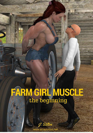 Farm Girl Muscle - der Anfang - Bodybuilderin