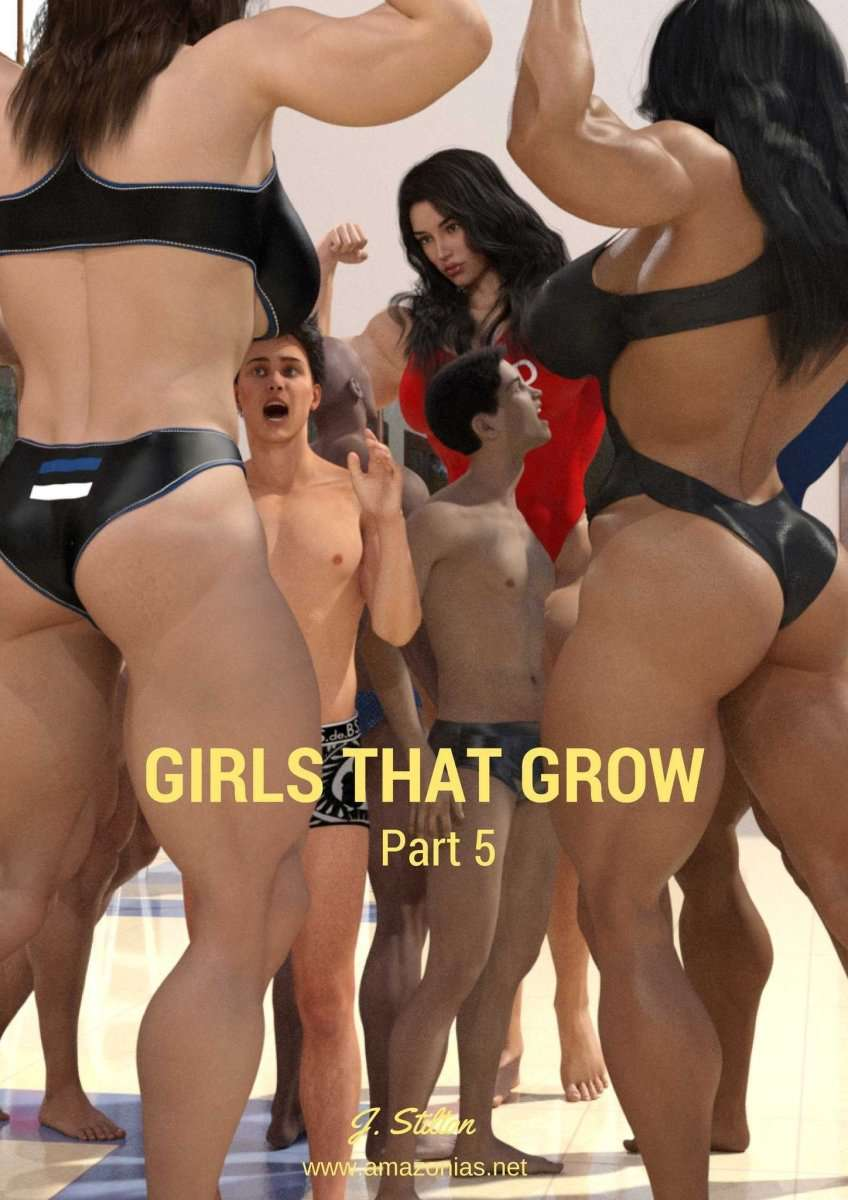 Girls that Grow - part 5 - female bodybuilder