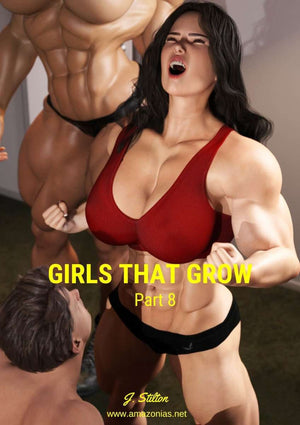 Girls that Grow - part 8 - female bodybuilder