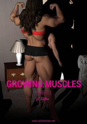 Growing Muscles - Part 1 - FREE - female bodybuilder