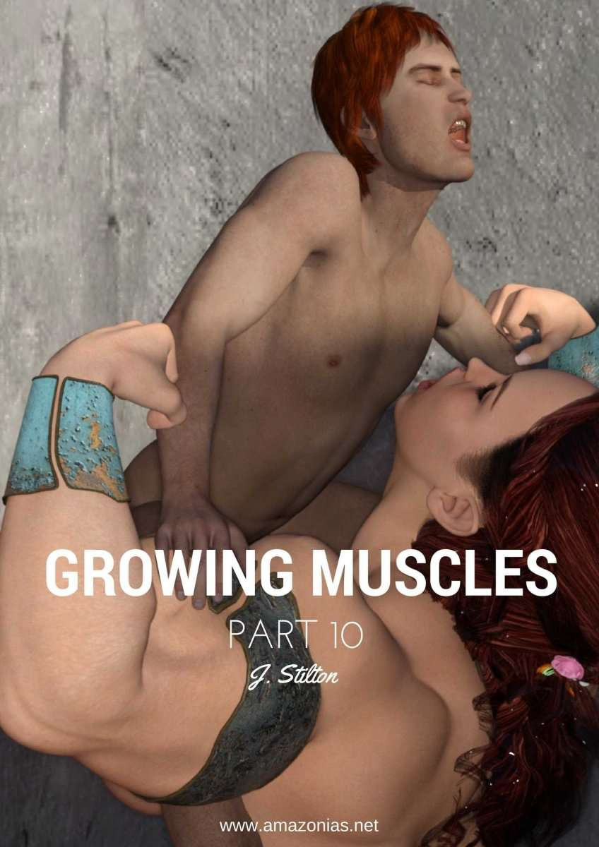 Growing Muscles - Part 10 - female bodybuilder